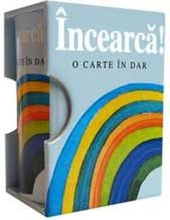 Incearca - o carte in dar