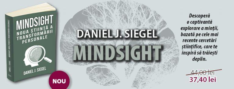 O nouă carte semnată de Dr. Daniel J. Siegel