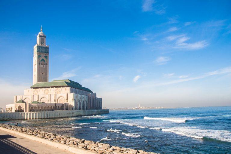 Cinemagie Mana in Mana si <br>City Break in Casablanca